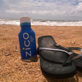 Zico Coconut Water Beach | No Thanks to Cake