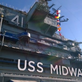About the Venue: The USS Midway