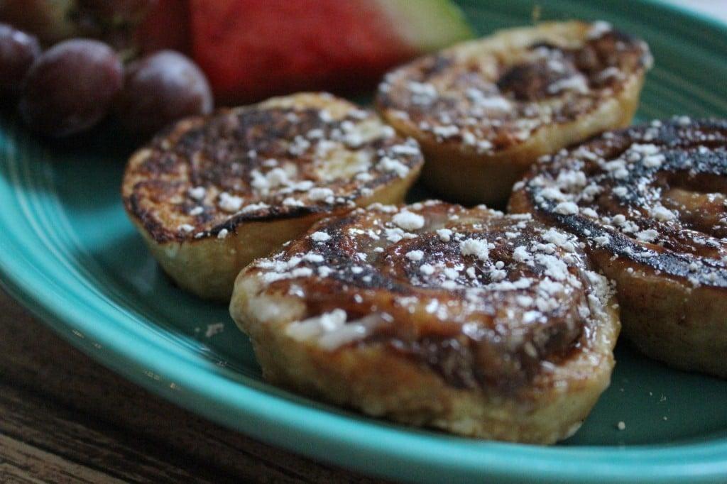 Jenny Volumizing: Cinnamon Roll French Toast | No Thanks to Cake