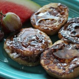 Jenny Craig Recipe Creation: Cinnamon Roll French Toast