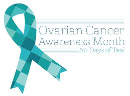 Ovarian Cancer Awareness Month | No Thanks to Cake