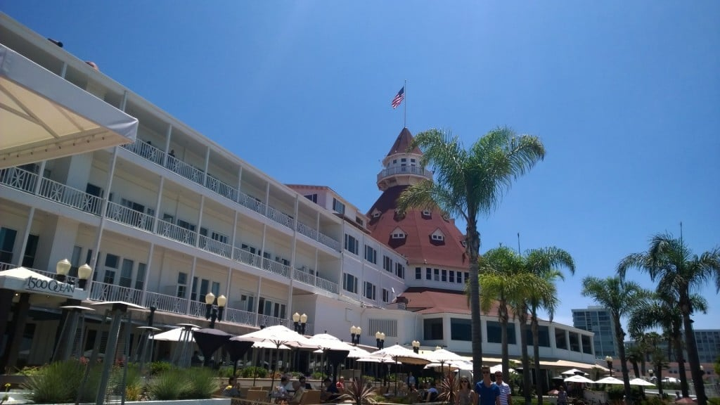 Hotel Del Coronado | No Thanks to Cake