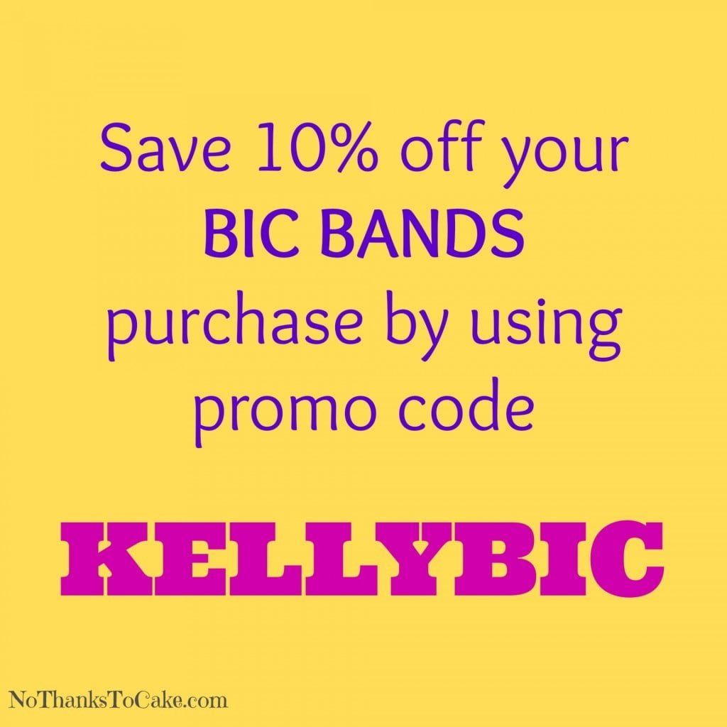 BIC Bands Promo | No Thanks to Cake