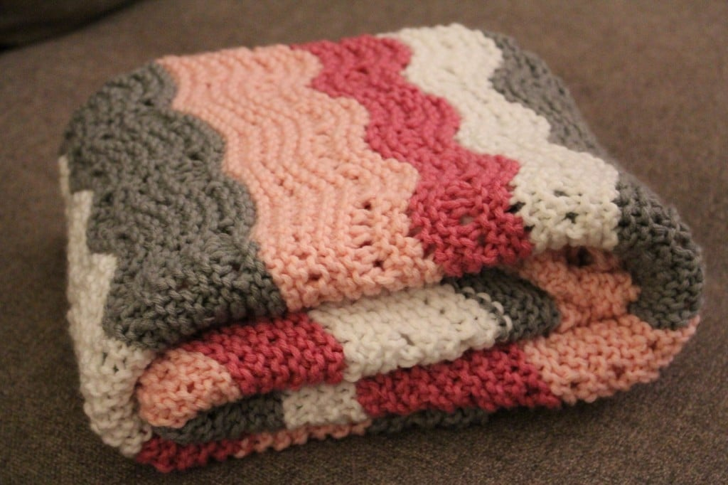 Baby Blanket | No Thanks to Cake