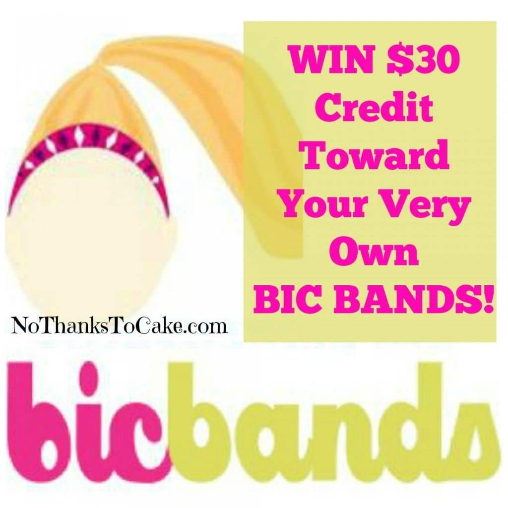 NTTC Bic Band Giveaway