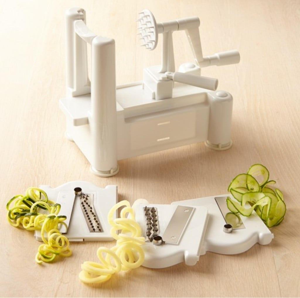 Paderno Spiralizer | No Thanks to Cake