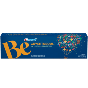 Crest Be Adventurous Mint Chocolate | No Thanks to Cake
