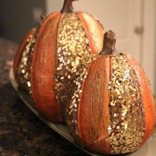 Gooey Pumpkin Oreo Bars