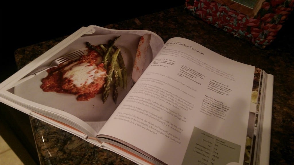 SkinnyTaste Cookbook | No Thanks to Cake