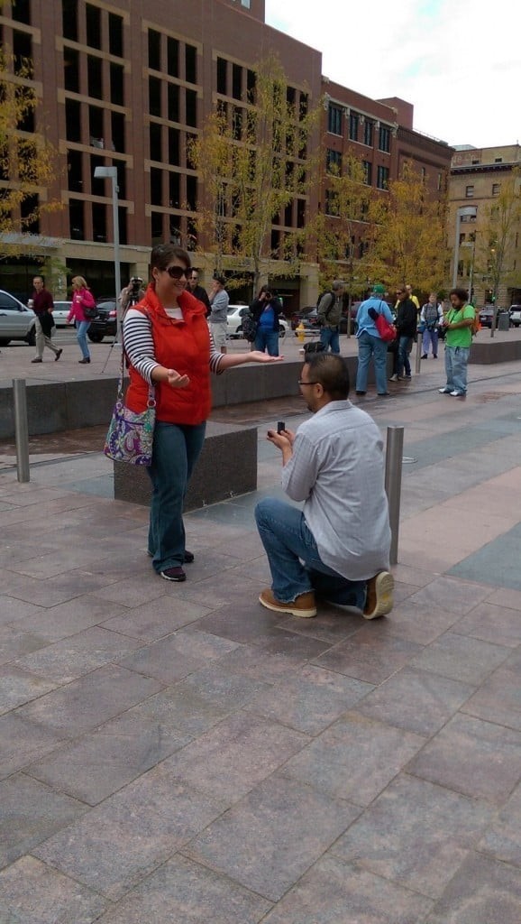 The Proposal | No Thanks to Cake