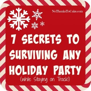 7 Secrets to Surviving Any Holiday Party