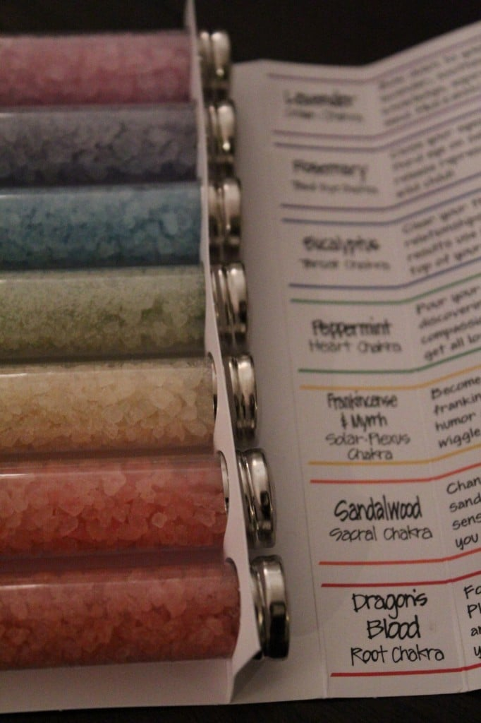 Chakra Bath Salts Uncommon Goods | No Thanks to Cake
