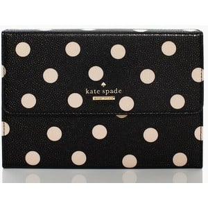 Kate Spade Polka Dot iPad Keyboard Case | No Thanks to Cake