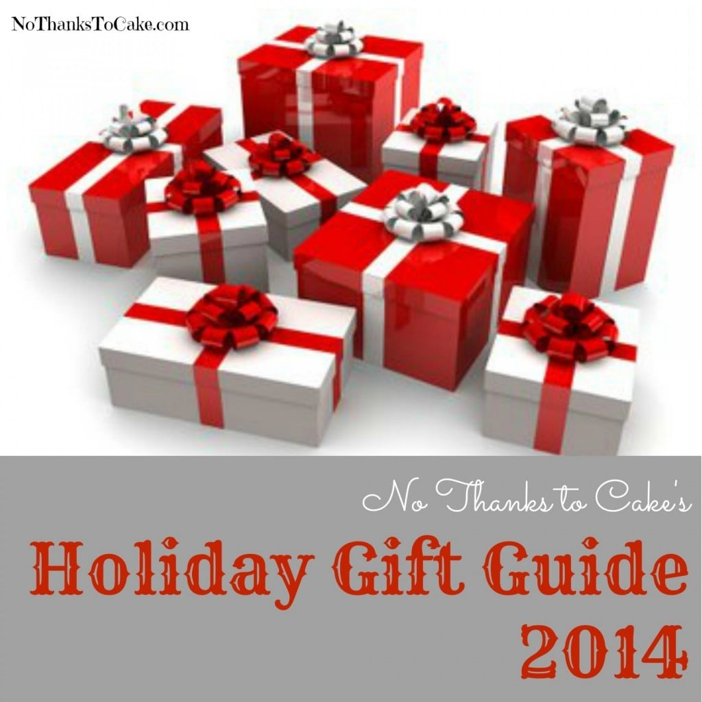 NTTC Holiday Gift Guide 2014 | No Thanks to Cake