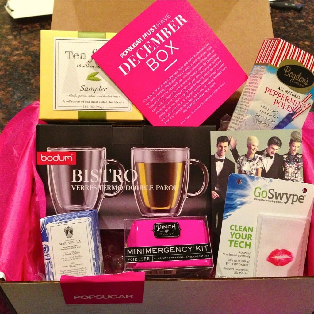 PopSugar Must Have Box | No Thanks to Cake