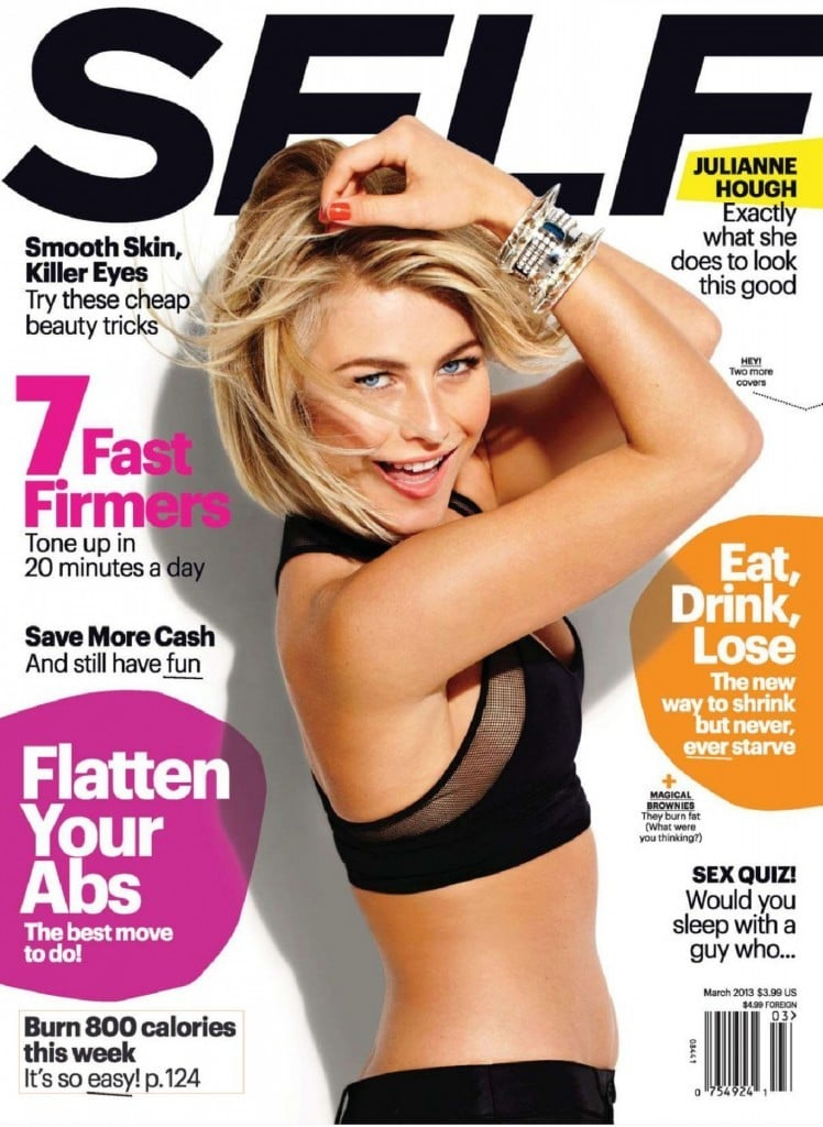 Self Magazine | No Thanks to Cake
