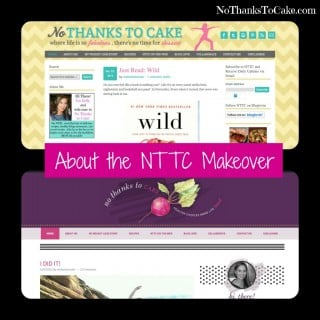 About the NTTC Makeover