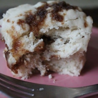 One-Serving Cinnamon Coffee Cake | No Thanks to Cake