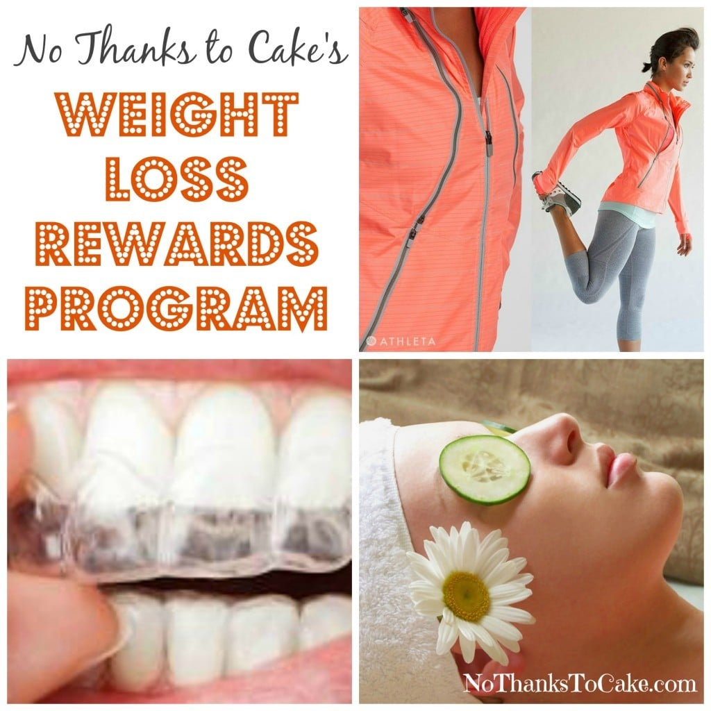 NTTC Weight Loss Rewards Program | No Thanks to Cake