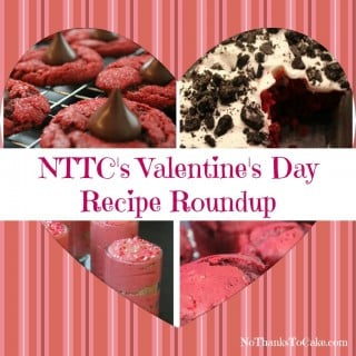 Valentine's Day Recipe Roundup | No Thanks to Cake