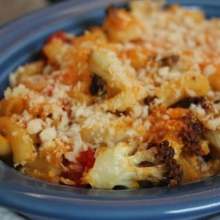 Jenny Craig Recipe Creation: Buffalo Mac and Cheese