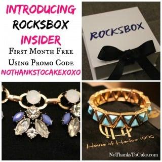 About RocksBox Shine Insider