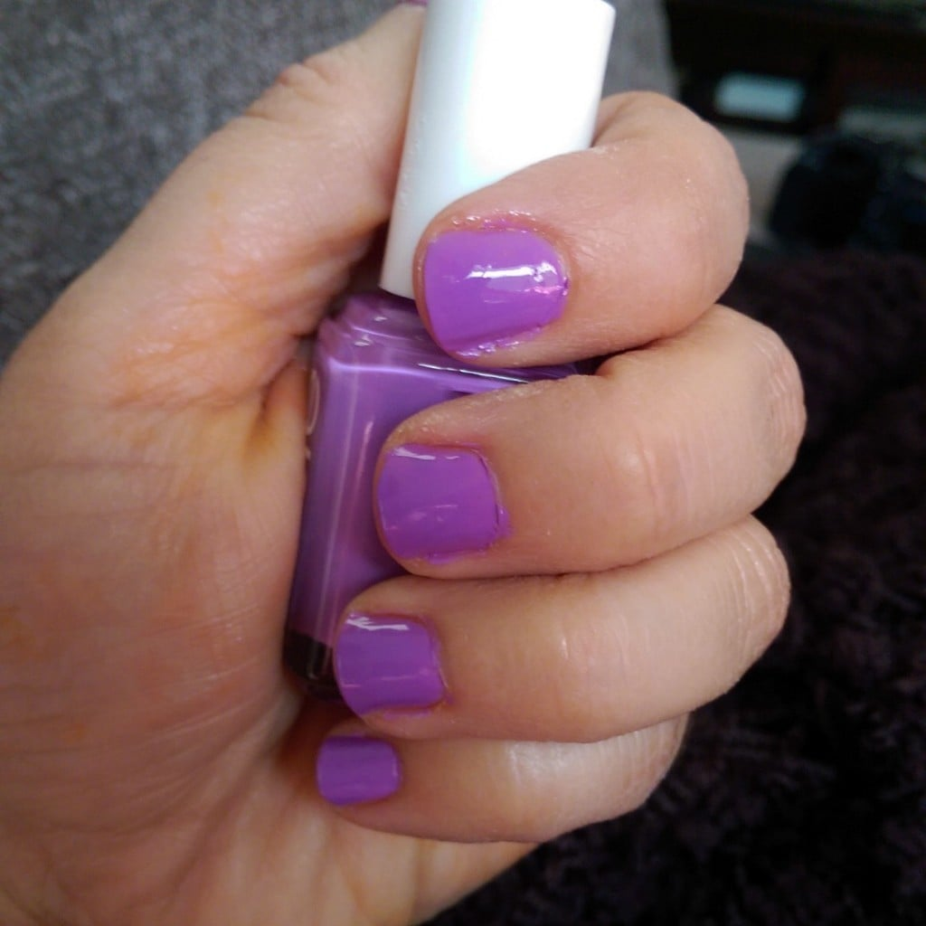 Essie Play Date | No Thanks to Cake
