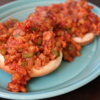 Jenny Craig Recipe Creation:  Sloppy Joes