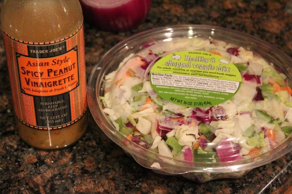 Trader Joe's Healthy 8 Veggie Mix | No Thanks to Cake