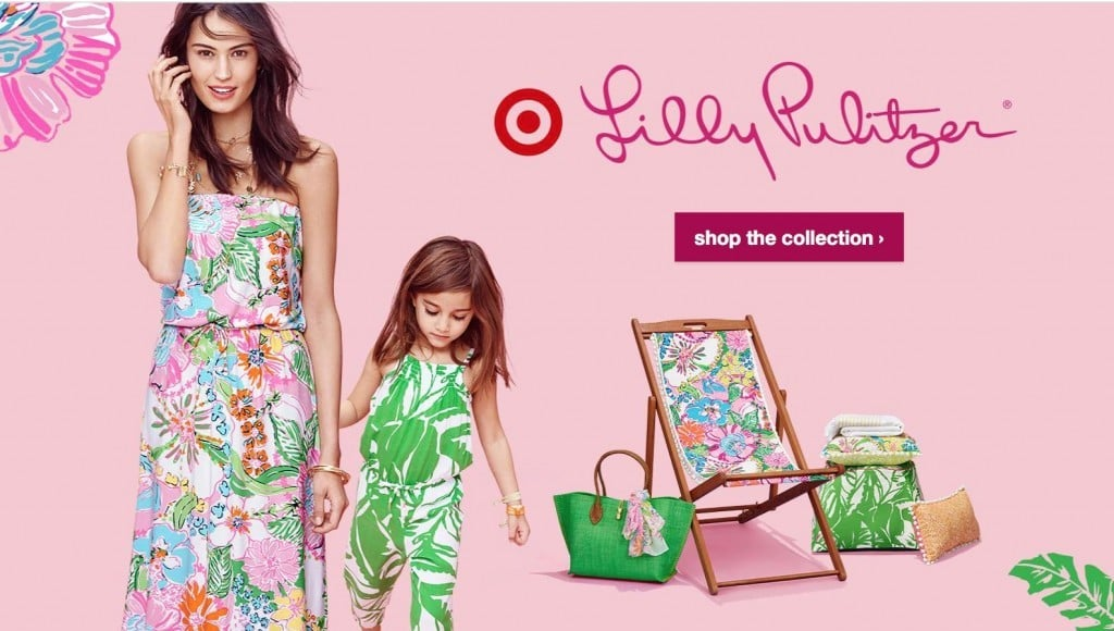 Lilly Pulitzer Target | No Thanks to Cake
