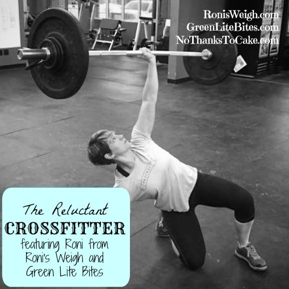 Fabulously on the Move:  The Reluctant Crossfitter | No Thanks to Cake