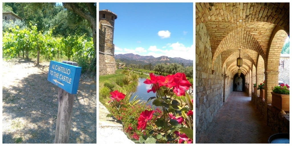 Castello di Amorosa | No Thanks to Cake