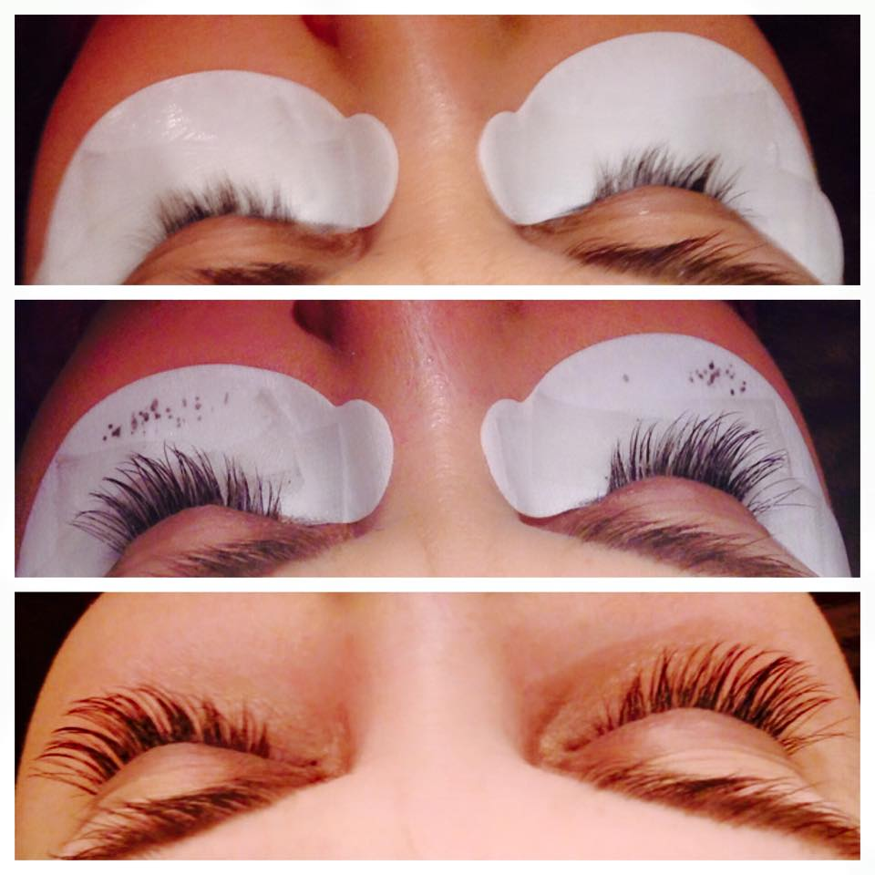 That Time I Got Lash Extensions | No Thanks to Cake