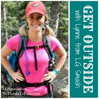 Fabulously on the Move:  Get Outside {Guest Post}