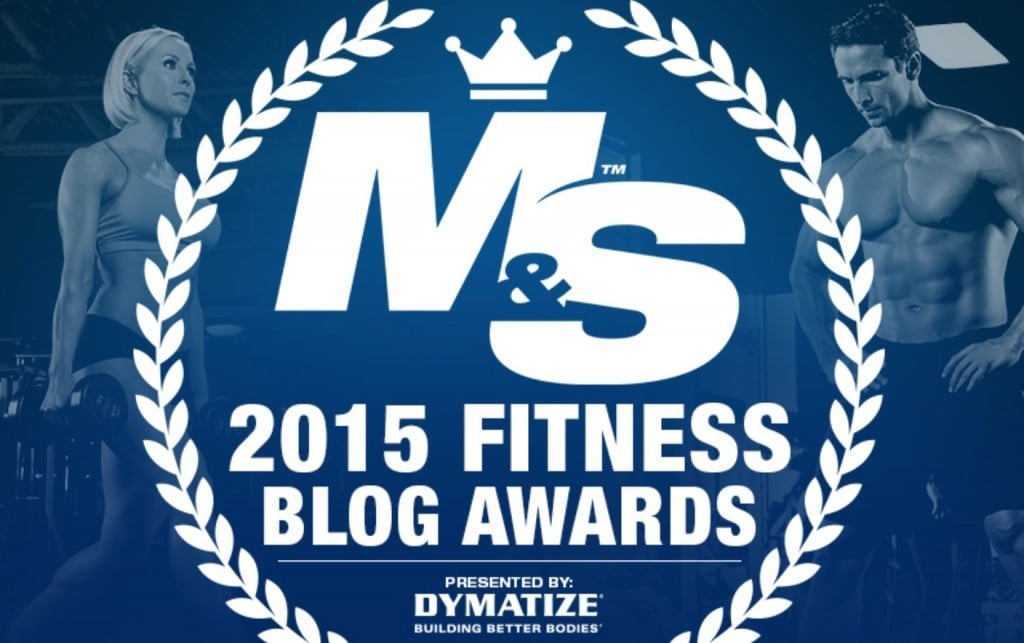 Muscle & Strength Blog Awards | No Thanks to Cake