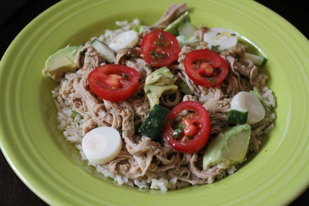 Slow Cooker Cuban Mojo Pork | No Thanks to Cake