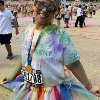 #ColorMeKohls – The Color Run