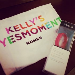 Your Yes Moment – A {Fitbit Giveaway}