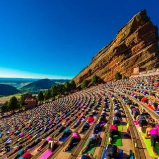 A Yoga Experience + {A Giveaway}