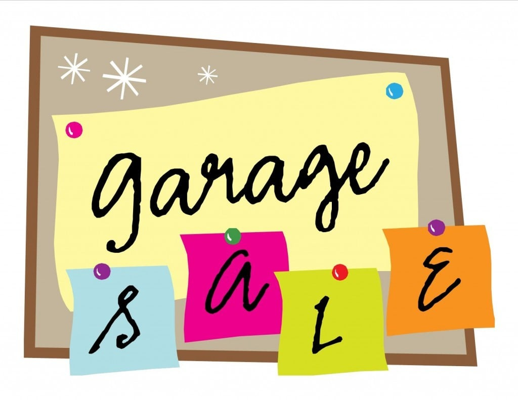 Garage Sale | No Thanks to Cake