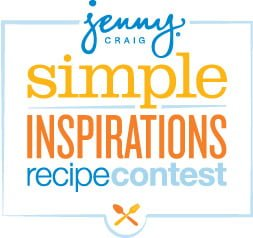 Jenny Craig Simple Inspirations Recipe Contest | No Thanks to Cake