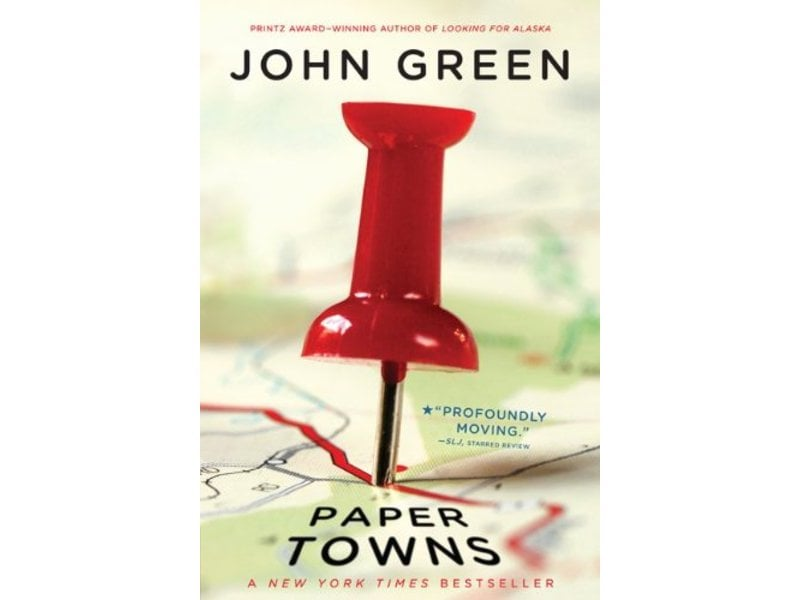Paper Towns | No Thanks to Cake