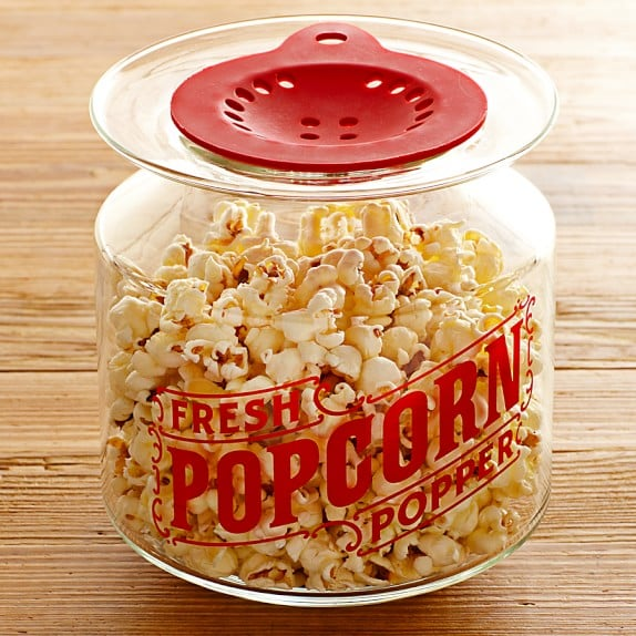 Microwave Popcorn Popper | No Thanks to Cake