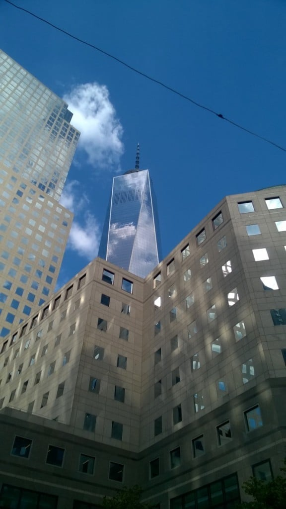 Freedom Tower Jenny Craig Institute of Culinary Education | No Thanks to Cake