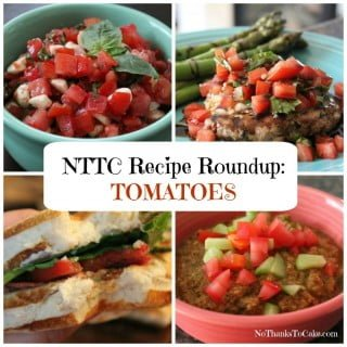 NTTC Recipe Roundup:  Tomatoes