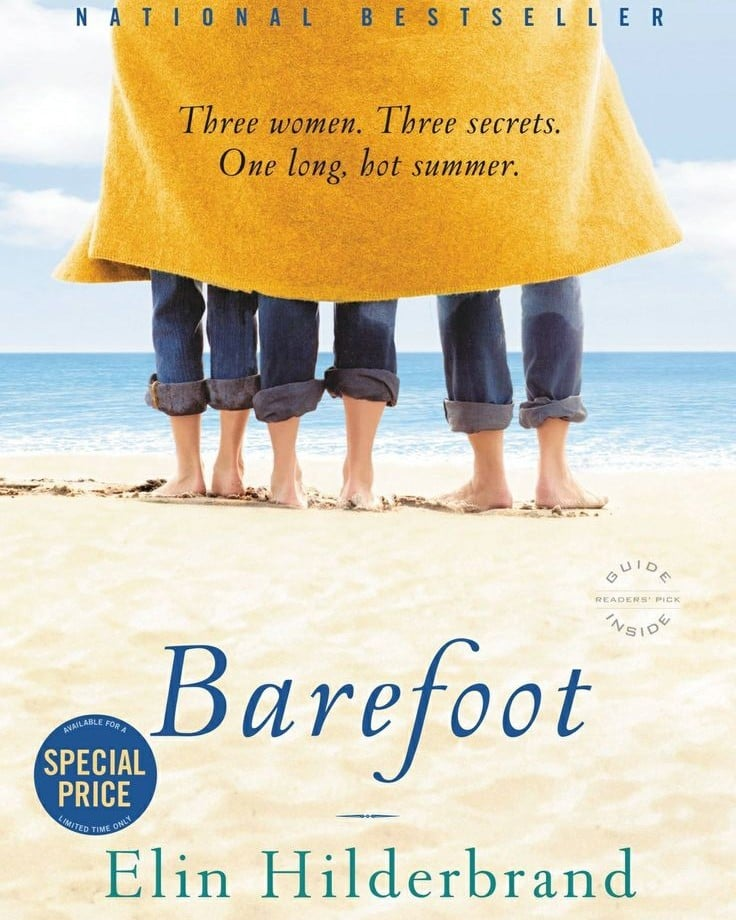Barefoot by Elin Hildebrand | No Thanks to Cake