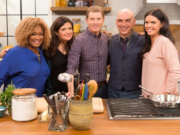Bobby Flay's Thanksgiving | No Thanks to Cake