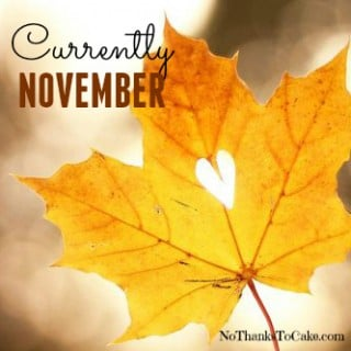 Currently:  November 2015