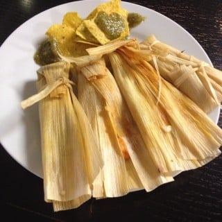 My First Tamales {A Cooking Class}