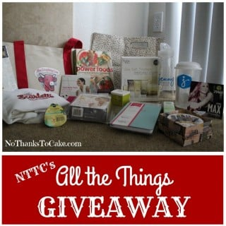 All The Things Giveaway